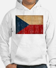 Czech Republic Flag Jumper Hoody