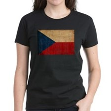 Czech Republic Flag Tee