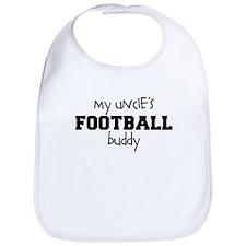 My Uncle's Football Buddy Baby Bib