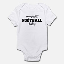 My Uncle's Football Buddy Baby Bodysuit