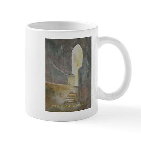 Twelve Steps into the Light Mug