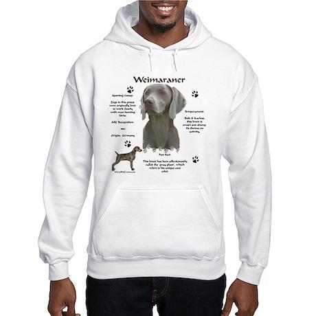 Weim 3 Hooded Sweatshirt