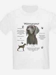 Weim 3 Kids T-Shirt