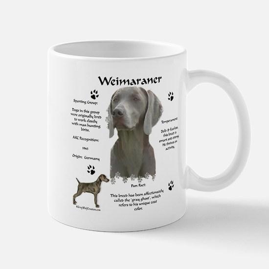 Weim 3 Mug
