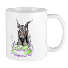 Dane Birthday Black Mug