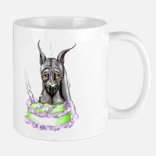 Dane Birthday Black Mug