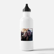 Two Lovers Water Bottle