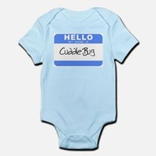 CUDDLE BUG Infant Creeper
