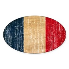 France Flag Decal