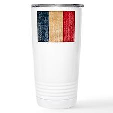 France Flag Travel Mug