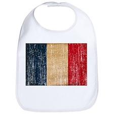 France Flag Bib