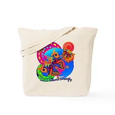 SOCIAL NETWROK BUTTERFLY Tote Bag
