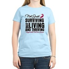 Head Neck Cancer Thriving T-Shirt