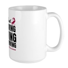 Head Neck Cancer Thriving Mug