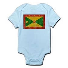 Grenada Flag Infant Bodysuit
