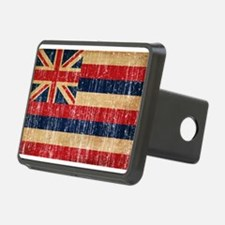 Hawaii Flag Hitch Cover