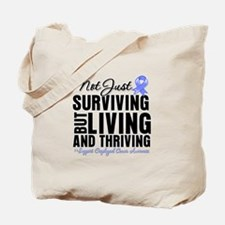 Thriving Esophageal Cancer Tote Bag