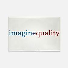 imaginequality - Rectangle Magnet