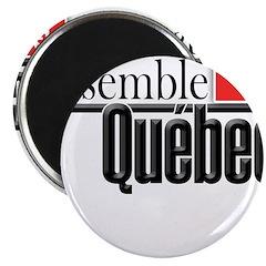 Quebec Ensemble Magnet