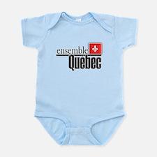 Quebec Ensemble Infant Bodysuit