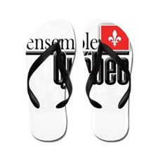 Quebec Ensemble Flip Flops
