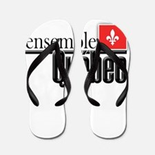 Quebec Ensemble Flip Flops