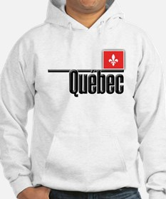 Quebec Red Square Hoodie