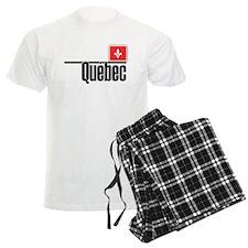 Quebec Red Square Pajamas
