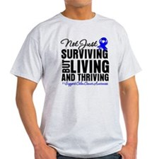 Thriving - Colon Cancer T-Shirt