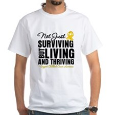Thriving - Childhood Cancer Shirt