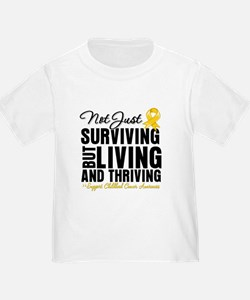 Thriving - Childhood Cancer T