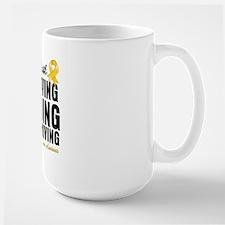 Thriving - Childhood Cancer Mug