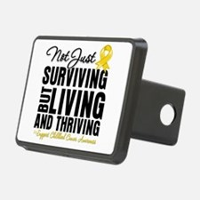 Thriving - Childhood Cancer Hitch Cover