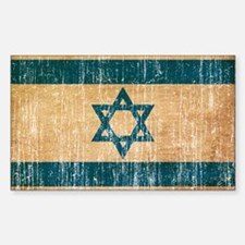 Israel Flag Decal