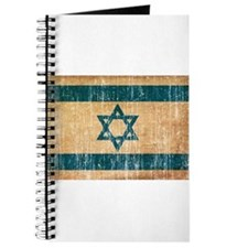 Israel Flag Journal