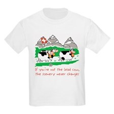 The Lead Cow Kids T-Shirt