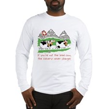The Lead Cow Long Sleeve T-Shirt