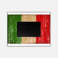 Italy Flag Picture Frame