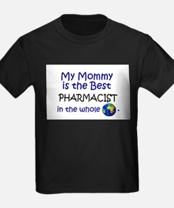 Cute Occupations pharmacist T
