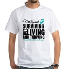 Thriving - Cervical Cancer Shirt