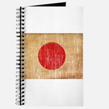 Japan Flag Journal