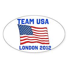 Team USA Decal