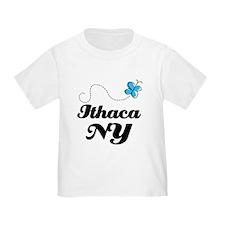 Ithaca New York T