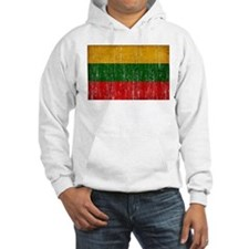 Lithuania Flag Hoodie