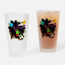 HIP HOP DANCE Drinking Glass