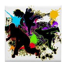 HIP HOP DANCE Tile Coaster