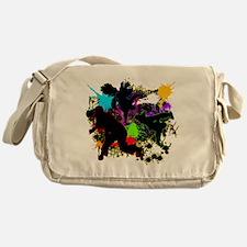 HIP HOP DANCE Messenger Bag