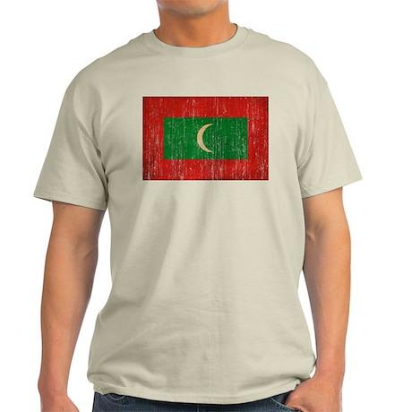 Maldives Flag Light T-Shirt