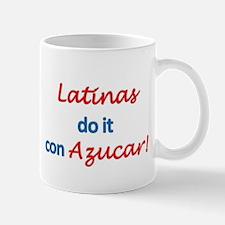 Latinas Azucar Mug