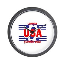 Team USA Wall Clock